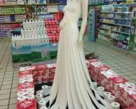 שמלה עדינה