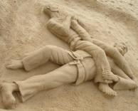 ג'ודו בחול