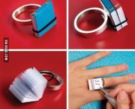 טבעת שליפים