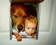 ילד וכלב 2 חמודים!