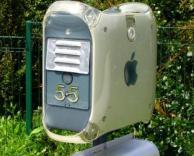 תיבת דואר סגנון MAC