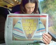 העיתון מחמיא לה