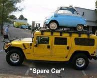 רכב ספייר