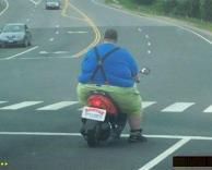 אופנוע חזק