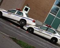 חניית שוטרים...