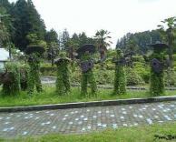 להקה בגינה
