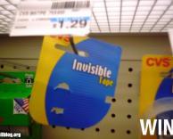 באמת בלתי נראה