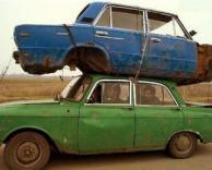 הובלת מכונית חדשנית