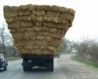 משאית יציבה