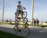 חתיכת אופניים