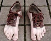 נעל טבעית
