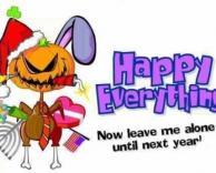 ברכה לכל חג