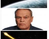 הסיבה שהמטאור לא פגע בכדור הארץ