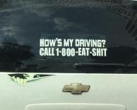 איך הנהיגה שלי