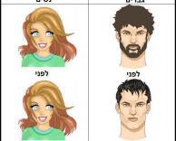 ההבדל בתספורת