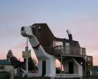 בית בצורת כלב