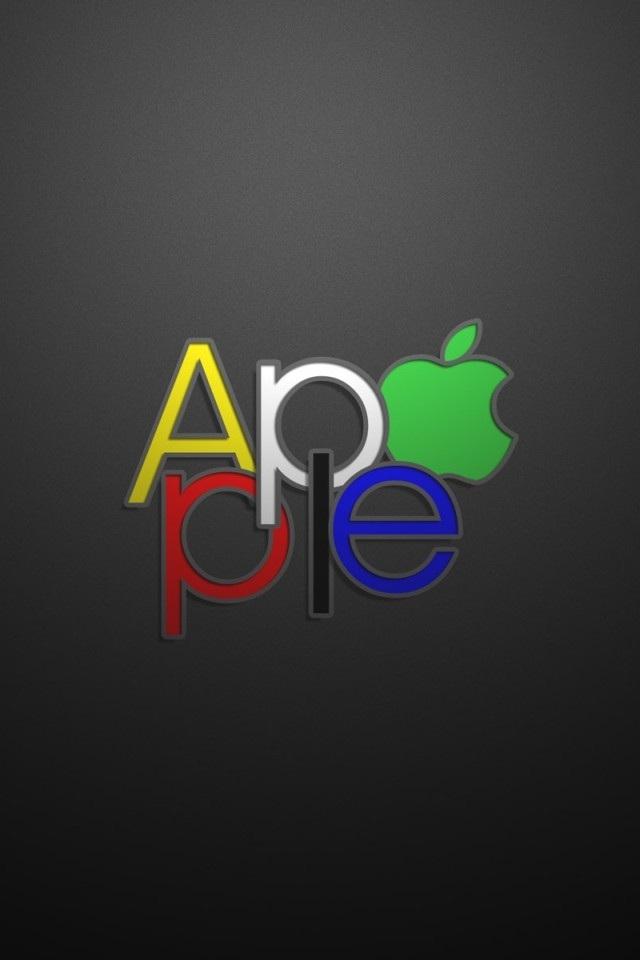 אפל לוגו נהדר